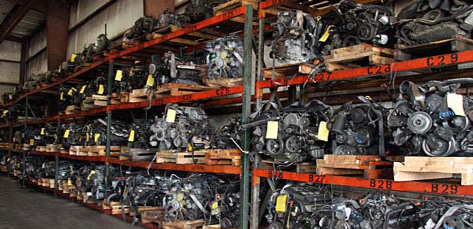 Backyard Auto Parts cash for junk cars | salvage yard auto wrecker used auto parts